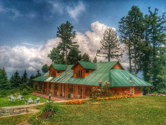 ‪‪Shogran‬, باكستان: Arcadian Sprucewoods, Shogran - Luxury Rooms Block‬