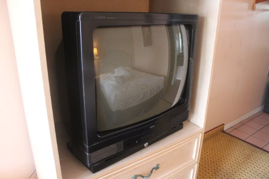 Anthony, TX: There were not many channels to choose from when we wanted to watch TV.