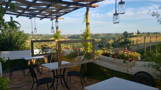 Montespertoli, Italia: La Locanda di Ortimino