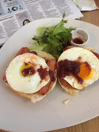 The Little Cottage Cafe: Heaven on a plate!