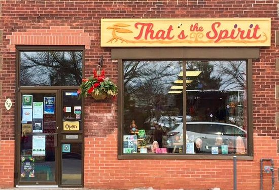 That's The Spirit Almonte Shop