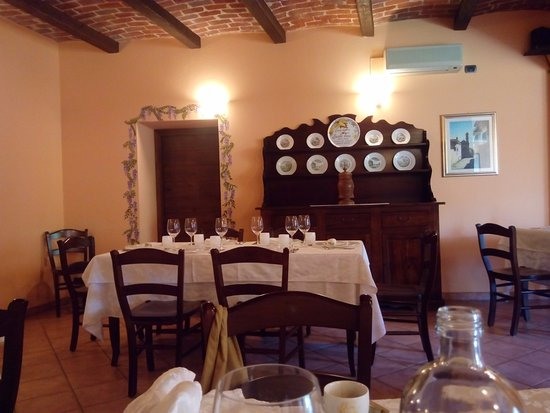 Orio Canavese, Italia: La sala