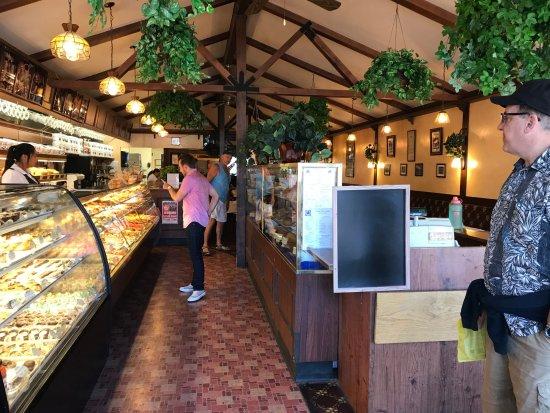Danish Mill Bakery: Inside