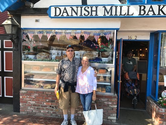 Danish Mill Bakery: Out Front