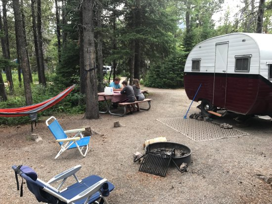 Many Glacier Campground: photo0.jpg