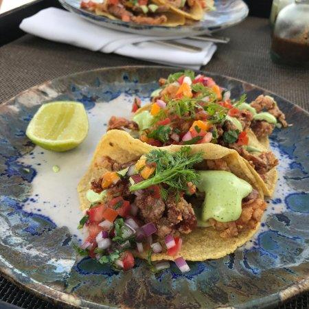 Rosewood Mayakoba: Tacos on the Beach