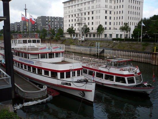 Weisse Flotte Duisburg