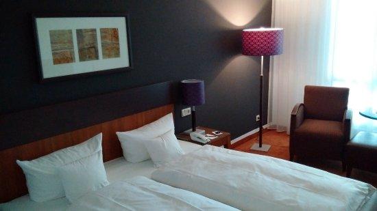 zimmer 2 et zum innenbereich picture of dorint hotel am dom erfurt rh tripadvisor co uk