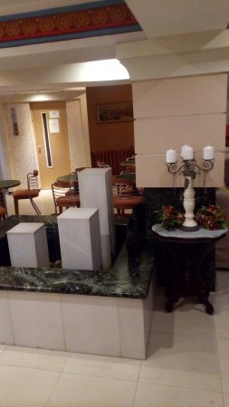 Mantas Hotel: Hol