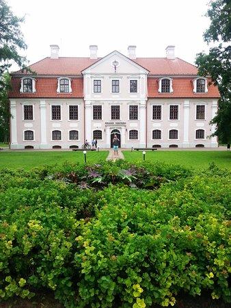 Dzelzava Manor
