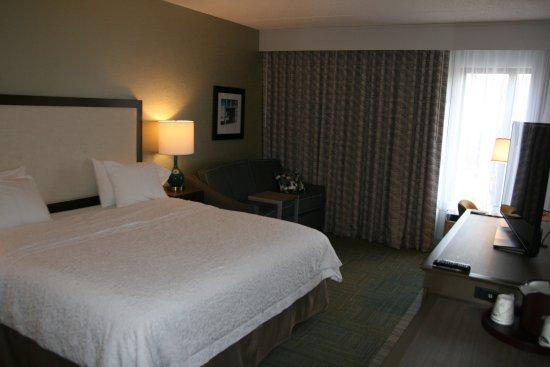 Hampton Inn Reading/Wyomissing: King Room