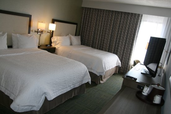 Hampton Inn Reading/Wyomissing: Two Queens