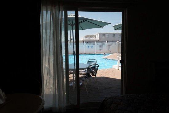 Mariner Inn: Pool room first floor view