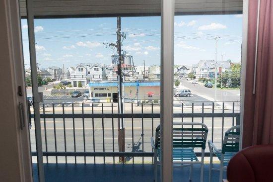 Mariner Inn: Blvd room view