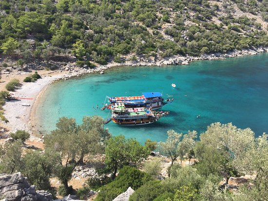 Marmaris Blue Paradise Boat