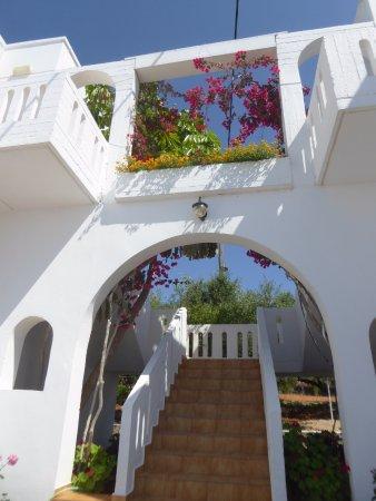 Chorafakia, Grecia: Case fiorite Villa Michalis