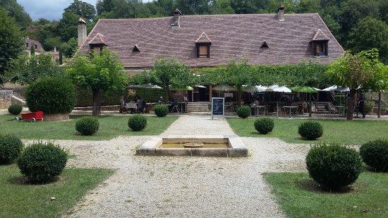 Paunat, Франция: un cadre magnifique