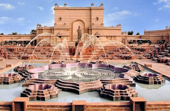 Images 2largeg swaminarayan akshardham new delhi tripadvisor swaminarayan akshardham place for musical fountain and water show at akshardham new delhi thecheapjerseys Gallery