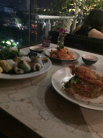 Lake View Dinner