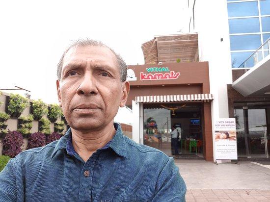 Vithal Kamats: Rakesh K Jain at Vithal Kamat