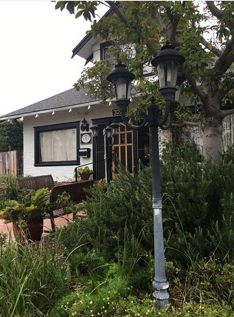 Carole S Bed Breakfast Inn San Diego Ca