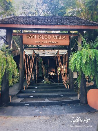 PAN KLED VILLA eco hill resort: Very nice and tidy. Close to nature.