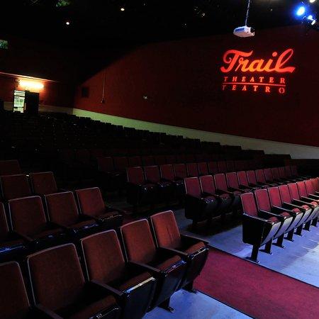Trail Theater: Intimate venue