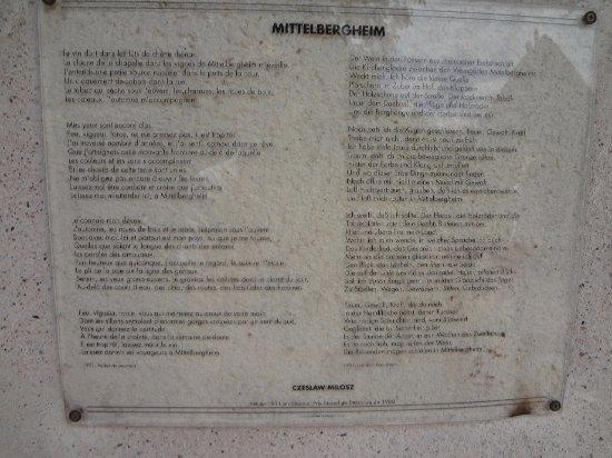 Mittelbergheim - Moulin à huile (info)