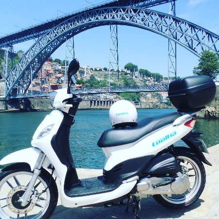 Cooltra Porto - Rent a Scooter