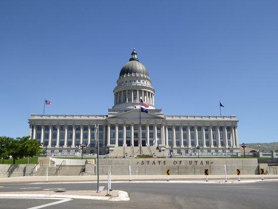 Salt Lake City Capitol Building Tours