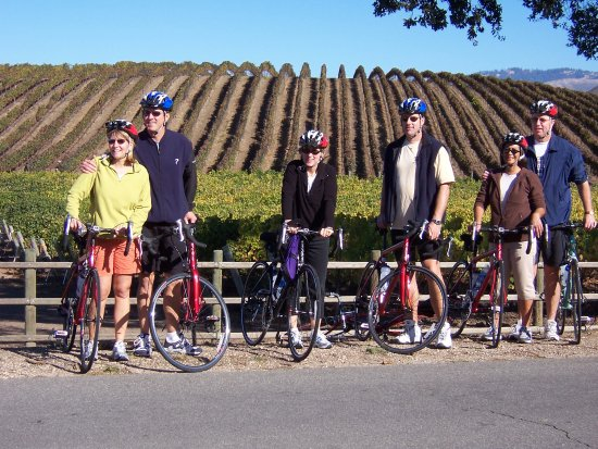 Santa Barbara Wine Country Cycling Tours: Happy Canyon Tour