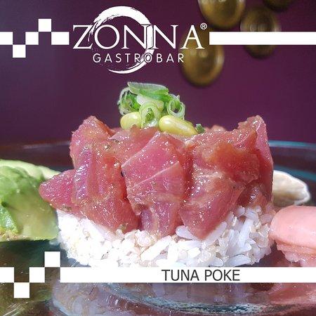 San Rafael de Escazu, Costa Rica: Tuna Poke