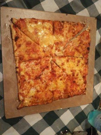 Bits n Pizzas: pizza margherita, il nostro antipasto
