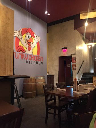 The Funky Chicken Kitchen Edmonton Restaurant Reviews Phone