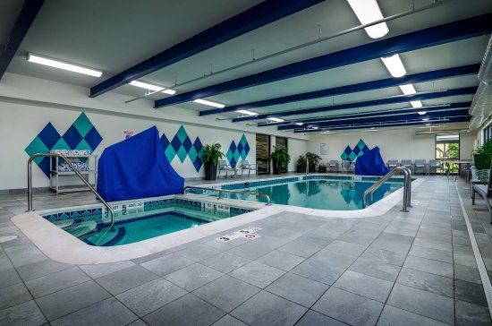 Maplewood Suites Extended Stay - Syracuse/Airport: Indoor Heated Pool and Jacuzzi