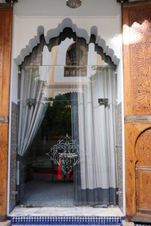 Palais Amani: Reception