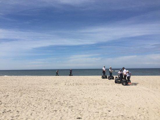 Segway Ture v. Beach Bowl i Soendervig