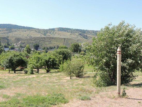 Secwepemc Museum & Heritage Park: Orchards