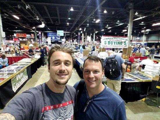 Donald E. Stephens Convention Center: 20170727_150039_large.jpg