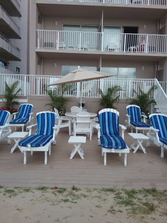 EconoLodge Oceanfront Ocean City-billede