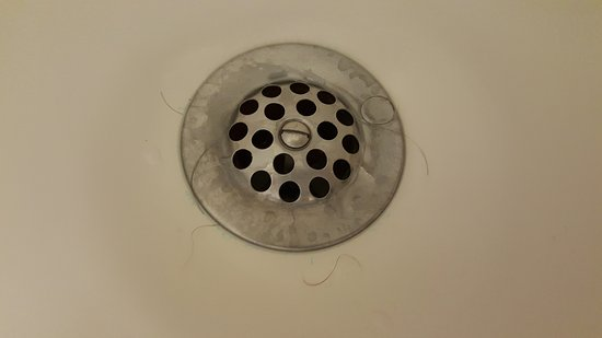 Comfort Inn & Suites Eastgate: another guest hair in drain ewww