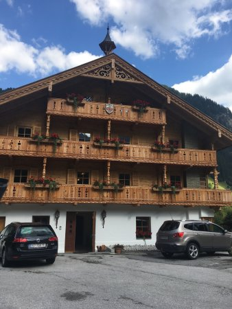 Gasthof alt Ginzling Picture