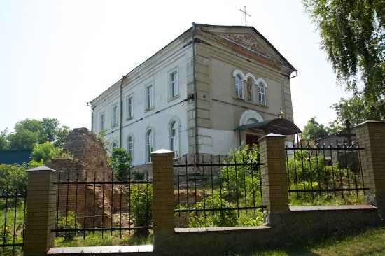 poltava: St.Makarius Cathedral