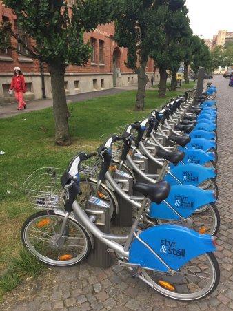 Styr & Ställ Bike Rental