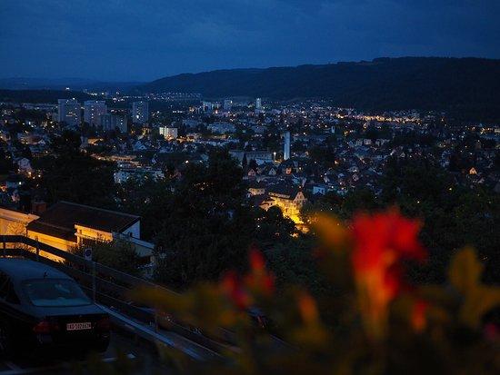 Wettingen, Schweiz: Restaurant Schloss Schartenfels