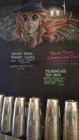 Meadowlark Restaurant Menu Dayton Ohio