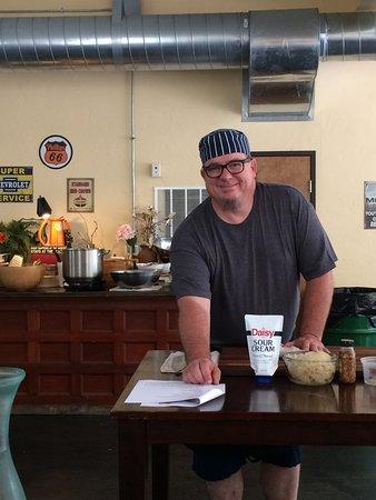 Lake Mills, Висконсин: Chef Jason