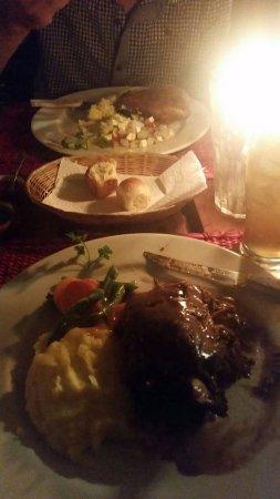 Pachapapa cocina cusquena y mas: Lamb and Pork dishes