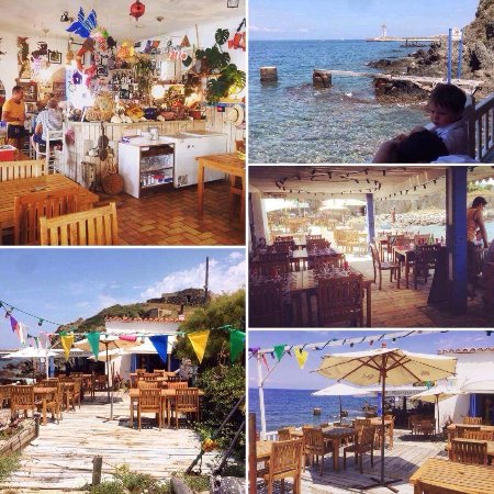 Restaurant Poisson Port Vendres