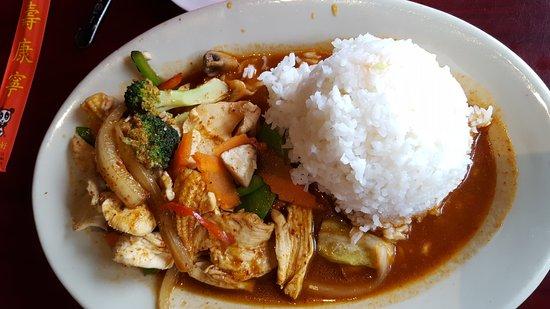 Menu for Taste Of Thai, Knoxville, TN - menupix.com